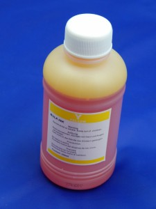 Tusz 250 ml yellow żółty
