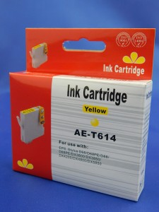 Zamiennik do Epson E-T0614 E T614 yellow