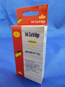 Zamiennik do HP 951 yellow