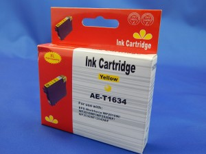 Zamiennik do Epson E-T1634 yellow