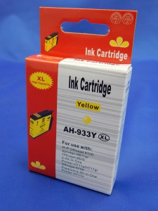 Zamiennik do HP 933 yellow